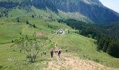 Randonnée Marche LA ROCHE-SUR-FORON - Sur  Cou - Photo 3