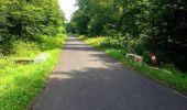 Trail Walk SAINT-JEAN-AUX-BOIS - en forêt de Compiègne_4_le vivier Corax_la Croix St-Sauveur - Photo 53