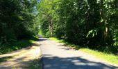 Trail Walk SAINT-JEAN-AUX-BOIS - en forêt de Compiègne_4_le vivier Corax_la Croix St-Sauveur - Photo 33