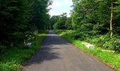 Trail Walk SAINT-JEAN-AUX-BOIS - en forêt de Compiègne_4_le vivier Corax_la Croix St-Sauveur - Photo 51
