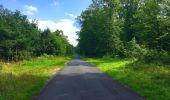 Trail Walk SAINT-JEAN-AUX-BOIS - en forêt de Compiègne_4_le vivier Corax_la Croix St-Sauveur - Photo 56