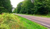 Trail Walk SAINT-JEAN-AUX-BOIS - en forêt de Compiègne_4_le vivier Corax_la Croix St-Sauveur - Photo 14