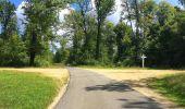 Trail Walk SAINT-JEAN-AUX-BOIS - en forêt de Compiègne_4_le vivier Corax_la Croix St-Sauveur - Photo 43