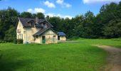 Trail Walk SAINT-JEAN-AUX-BOIS - en forêt de Compiègne_4_le vivier Corax_la Croix St-Sauveur - Photo 2