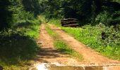 Trail Walk SAINT-JEAN-AUX-BOIS - en forêt de Compiègne_4_le vivier Corax_la Croix St-Sauveur - Photo 41
