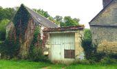 Trail Walk SAINT-JEAN-AUX-BOIS - en forêt de Compiègne_4_le vivier Corax_la Croix St-Sauveur - Photo 12
