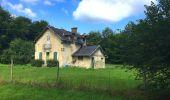 Trail Walk SAINT-JEAN-AUX-BOIS - en forêt de Compiègne_4_le vivier Corax_la Croix St-Sauveur - Photo 3