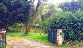 Trail Walk SAINT-JEAN-AUX-BOIS - en forêt de Compiègne_4_le vivier Corax_la Croix St-Sauveur - Photo 7