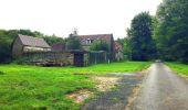 Trail Walk SAINT-JEAN-AUX-BOIS - en forêt de Compiègne_4_le vivier Corax_la Croix St-Sauveur - Photo 11