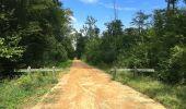 Trail Walk SAINT-JEAN-AUX-BOIS - en forêt de Compiègne_4_le vivier Corax_la Croix St-Sauveur - Photo 42
