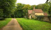 Trail Walk SAINT-JEAN-AUX-BOIS - en forêt de Compiègne_4_le vivier Corax_la Croix St-Sauveur - Photo 13
