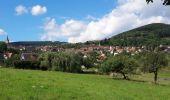 Randonnée Marche GRENDELBRUCH - Le Guirbaden, le plus grand des châteaux forts - Photo 22