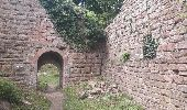 Randonnée Marche GRENDELBRUCH - Le Guirbaden, le plus grand des châteaux forts - Photo 12