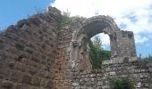 Randonnée Marche GRENDELBRUCH - Le Guirbaden, le plus grand des châteaux forts - Photo 11