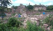 Randonnée Marche GRENDELBRUCH - Le Guirbaden, le plus grand des châteaux forts - Photo 9
