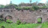 Randonnée Marche GRENDELBRUCH - Le Guirbaden, le plus grand des châteaux forts - Photo 8