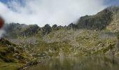 Trail Walk SAINT-MARTIN-D'URIAGE - parking de la gâte,lac Merla,refuge de la pra,lac longet. - Photo 5