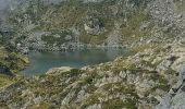 Trail Walk SAINT-MARTIN-D'URIAGE - parking de la gâte,lac Merla,refuge de la pra,lac longet. - Photo 4