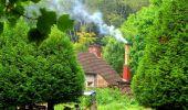 Randonnée Marche SAINT-JEAN-AUX-BOIS - en forêt de Compiègne_6_les Grands Monts_la route tournante sur la tête St-Jean - Photo 13