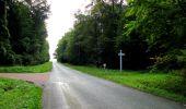 Randonnée Marche SAINT-JEAN-AUX-BOIS - en forêt de Compiègne_6_les Grands Monts_la route tournante sur la tête St-Jean - Photo 86