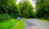 Randonnée Marche SAINT-JEAN-AUX-BOIS - en forêt de Compiègne_6_les Grands Monts_la route tournante sur la tête St-Jean - Photo 98