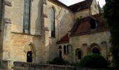 Randonnée Marche SAINT-JEAN-AUX-BOIS - en forêt de Compiègne_6_les Grands Monts_la route tournante sur la tête St-Jean - Photo 163