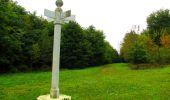 Randonnée Marche SAINT-JEAN-AUX-BOIS - en forêt de Compiègne_6_les Grands Monts_la route tournante sur la tête St-Jean - Photo 47