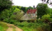 Randonnée Marche SAINT-JEAN-AUX-BOIS - en forêt de Compiègne_6_les Grands Monts_la route tournante sur la tête St-Jean - Photo 122