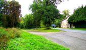 Randonnée Marche SAINT-JEAN-AUX-BOIS - en forêt de Compiègne_6_les Grands Monts_la route tournante sur la tête St-Jean - Photo 10