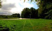 Randonnée Marche SAINT-JEAN-AUX-BOIS - en forêt de Compiègne_6_les Grands Monts_la route tournante sur la tête St-Jean - Photo 83