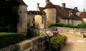 Randonnée Marche SAINT-JEAN-AUX-BOIS - en forêt de Compiègne_6_les Grands Monts_la route tournante sur la tête St-Jean - Photo 165