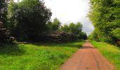 Randonnée Marche SAINT-JEAN-AUX-BOIS - en forêt de Compiègne_6_les Grands Monts_la route tournante sur la tête St-Jean - Photo 93
