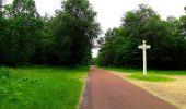 Randonnée Marche SAINT-JEAN-AUX-BOIS - en forêt de Compiègne_6_les Grands Monts_la route tournante sur la tête St-Jean - Photo 38