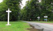 Randonnée Marche SAINT-JEAN-AUX-BOIS - en forêt de Compiègne_6_les Grands Monts_la route tournante sur la tête St-Jean - Photo 70