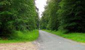Randonnée Marche SAINT-JEAN-AUX-BOIS - en forêt de Compiègne_6_les Grands Monts_la route tournante sur la tête St-Jean - Photo 30