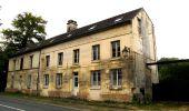 Randonnée Marche SAINT-JEAN-AUX-BOIS - en forêt de Compiègne_6_les Grands Monts_la route tournante sur la tête St-Jean - Photo 11