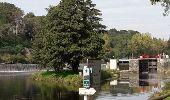 Randonnée Marche MONTFLOURS - Tour du pays de Laval (Montflours  Saint Germain le Fouilloux) - Photo 10