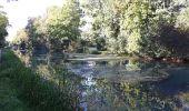 Randonnée Marche BARBEREY-SAINT-SULPICE - Barberey voie verte canal de la Haute seine - Photo 3