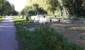 Randonnée Marche BARBEREY-SAINT-SULPICE - Barberey voie verte canal de la Haute seine - Photo 2