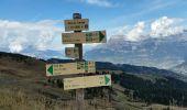 Trail Walk MEGEVE - circuit col du Christ -Le Montjoux-Mt d'Arbois Hte Savoie 2017-09-27 - Photo 4