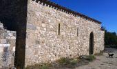 Randonnée Autre activité NISSAN-LEZ-ENSERUNE - nissan les 3 moulins + chapelle  - Photo 1