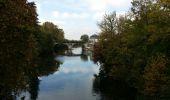 Randonnée Marche ANGOULEME - La découverte d'Angoulême en partant du parc de Fregneuil  - Photo 9