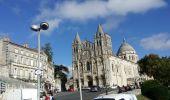Randonnée Marche ANGOULEME - La découverte d'Angoulême en partant du parc de Fregneuil  - Photo 1