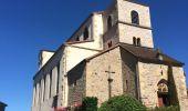 Randonnée Marche SAINT-IGNY-DE-VERS - Ajoux (69) - Photo 3