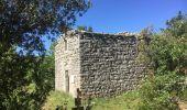 Trail Walk SAINT-PAUL-LE-JEUNE - 07 Résurgence de cotepatiere ( cocalhere) 17-04-18 - Photo 2