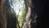 Trail Walk SAINT-PAUL-LE-JEUNE - 07 Résurgence de cotepatiere ( cocalhere) 17-04-18 - Photo 4