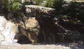 Trail Walk SAINT-PAUL-LE-JEUNE - 07 Résurgence de cotepatiere ( cocalhere) 17-04-18 - Photo 6