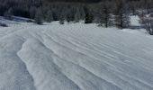 Trail Snowshoes ARVIEUX - Queyras étape 2 - Photo 7