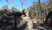 Trail Walk FONTAINEBLEAU - SVG 180321 - Photo 5