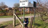 Trail Walk Visé - Richelle village, vallée de la Julienne,  - Photo 11